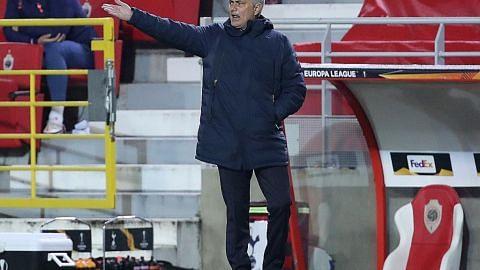Mourinho mengamuk