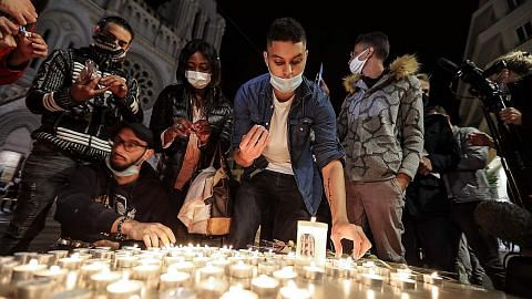 Ibu 3 anak warga Brazil antara korban serangan