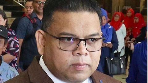 Lokman bekas ahli majlis tertinggi Umno ditahan