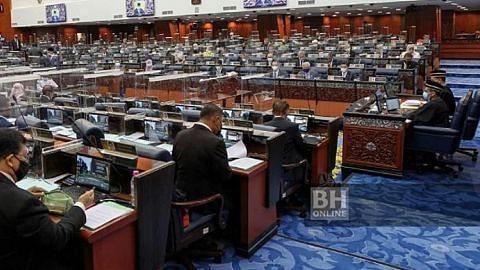 25 usul tidak percaya terhadap Muhyiddin di Parlimen
