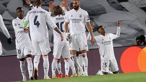 Real Madrid bergelut atasi Inter