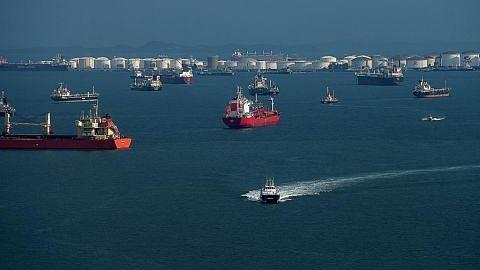 Lanun serang tiga kapal di Selat Singapura