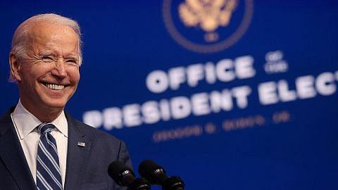 Biden anggap keengganan Trump terima keputusan 'perkara kecil'
