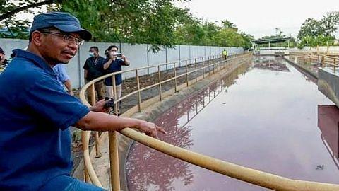 Pencemaran Sungai Selangor: Polis tahan empat suspek