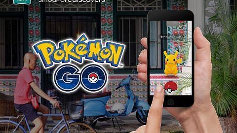 Yuk cari 'Pokemon' sambil teroka kawasan menarik di serata S'pura!