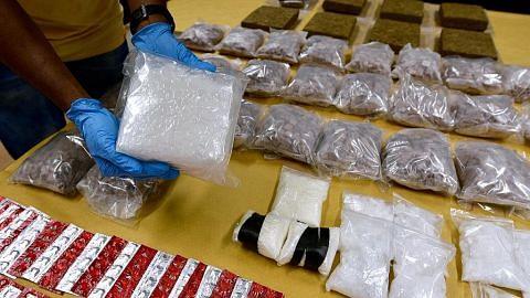 Rampasan terbesar heroin dalam 19 tahun, dadah hampir $2j dirampas