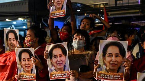 Parti Suu Kyi menang pilihan raya Myanmar