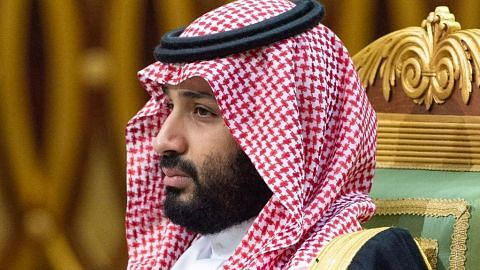 Putera Mahkota Saudi ikrar perangi pelampau