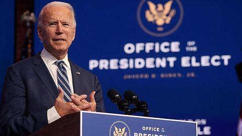 Cerminan kesederhanaan dalam kemelut era Biden