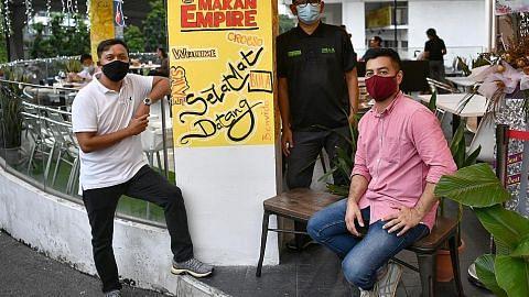 Kedai kopi selera Melayu