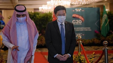 SG harap G20 raih sokongan bagi WHO hasil vaksin Covid-19