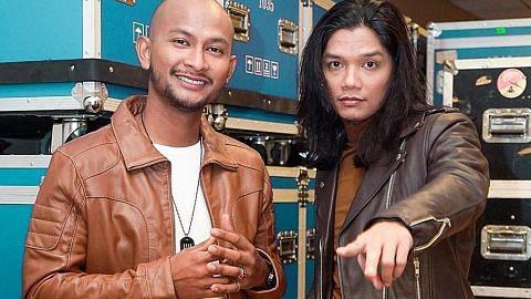 Peminat GV7: Cliff Umar, Oja kian 'tunjuk taring' dalam duet