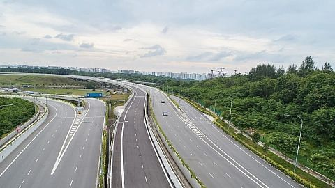 Jalan susur baru hubungkan Halus Link dengan TPE dibuka 28 Nov