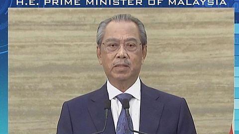 BERITA DIALOG CEO APEC 2020 Muhyiddin bentang tiga keutamaan Apec
