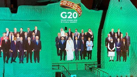G20 tekad tangani Covid-19