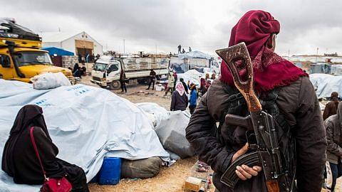 ISIS mula cari tapak untuk kembali ganas