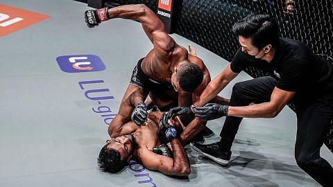 Dua acara MMA dianjur bulan depan dengan langkah selamat