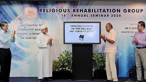 Shanmugam: S'pura amal dasar sekular, jamin kebebasan bersuara