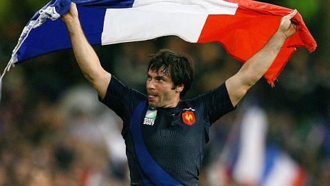 SUKAN DUNIA Bekas jaguh ragbi Perancis mati mengejut