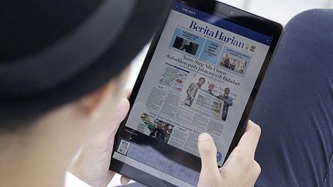 SPH terus labur dalam transformasi perniagaan media