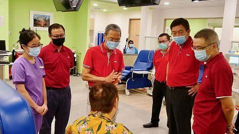 NKF buka pusat dialisis baru di Hospital Masyarakat Yishun