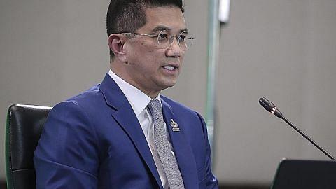 Perikatan Nasional tercetus daripada Mahathir: Azmin