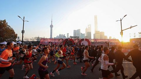 Maraton Shanghai tunjukkan China mara walau dalam Covid-19
