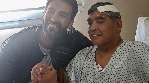 Polis siasat doktor rawat Maradona atas dakwaan salah laku perubatan