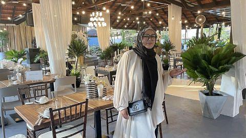 Fatimah Mohsin buka restoran ala suasana kampung