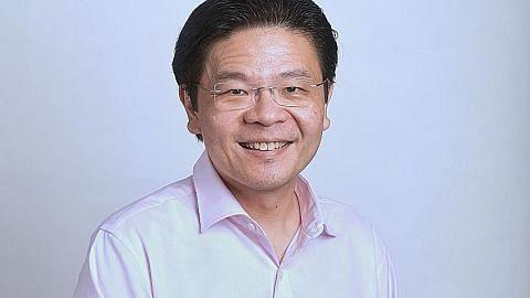 Lawrence Wong: MOE dakap empat strategi bantu persiap pelajar