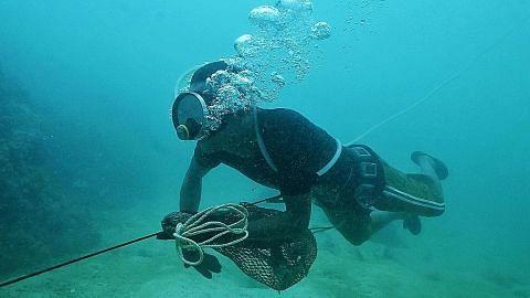 Pandemik bawa kelegaan bagi 'gipsi laut' Thailand