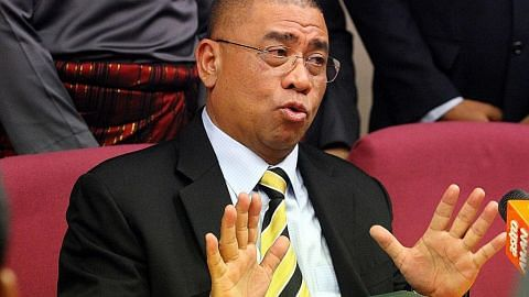 Adun Umno sepakat calonkan pengerusi MB Perak