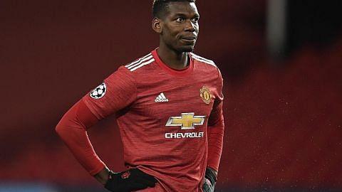 Pogba 'tidak gembira' di Man United: Ejen