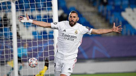 Benzema sumbang dua gol atasi Borussia