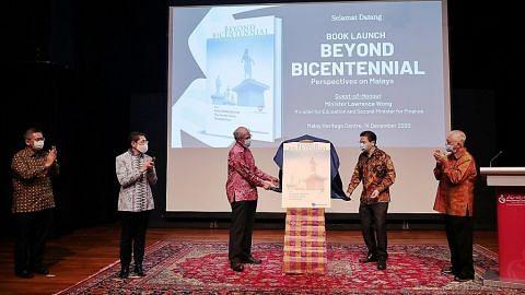 Buku kupas peranan masyarakat Melayu langkau 200 tahun