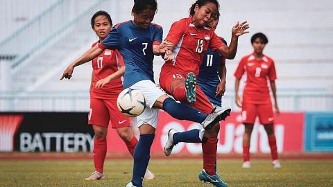 BOLA SEPAK SETEMPAT Kejohanan Cabaran Panna Wanita FAS diperkenal