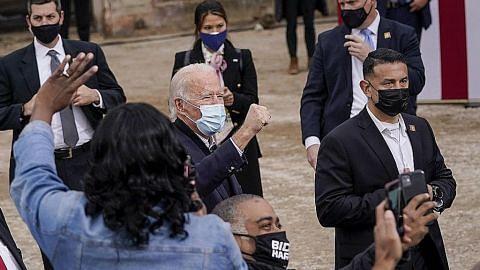 Sambutan angkat sumpah Biden bakal dijalankan secara maya