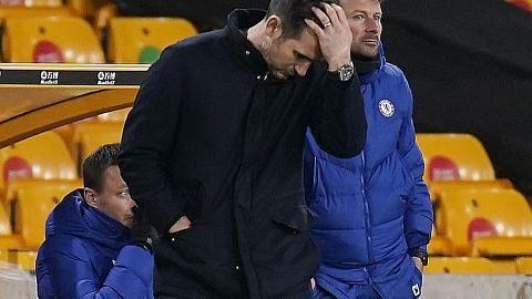 BOLA SEPAK Chelsea, Man City dah pancit?