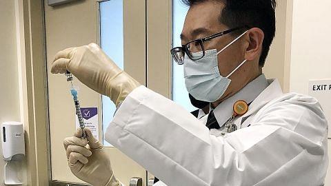 Profil keselamatan baik bagi ujian kajian vaksin Pfizer-BioNTech