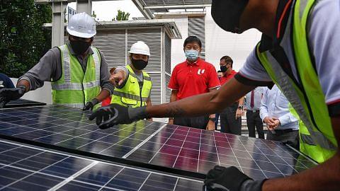 Pelan Pembangunan Kerjaya bagi pakar teknologi solar dilancar
