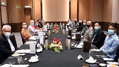 Parti komponen PN akur bentuk Majlis Presiden bagi perkukuh kerjasama politik