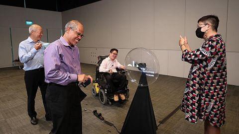 Inisiatif $25j bagi projek bantu golongan kurang upaya