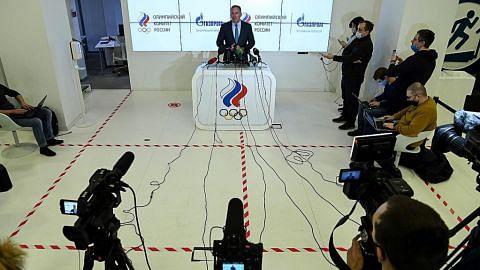 Penggantungan atlet Russia dikurang kepada dua tahun
