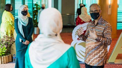 Erti Arif Budiman bagi tiga guru yang menerima Agab