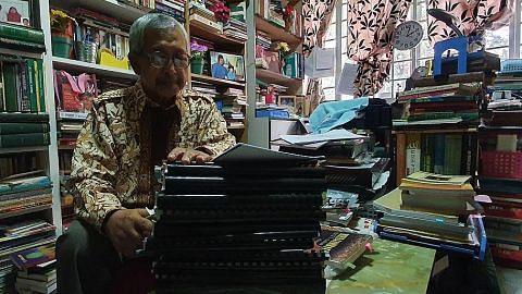 Usaha Djamal Tukimin susuri sejarah 200 tahun sastera Melayu moden