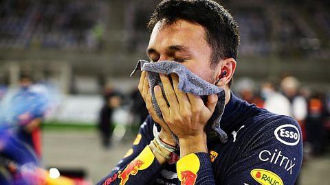 Albon hampa tempat diganti Sergio Perez di Red Bull