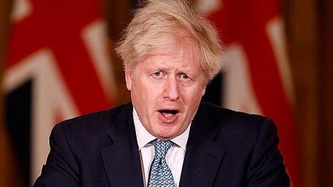 Britain cuba atasi halangan selepas Perancis tutup sempadan