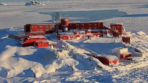 Covid-19 sudah 'mendarat' di Antartika