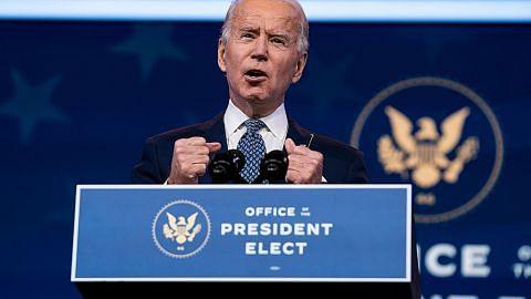 Biden minta Kongres lulus pakej bantuan baru bantu rakyat AS