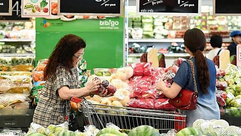 Harga pengguna, kadar inflasi turun lebih perlahan bulan lalu